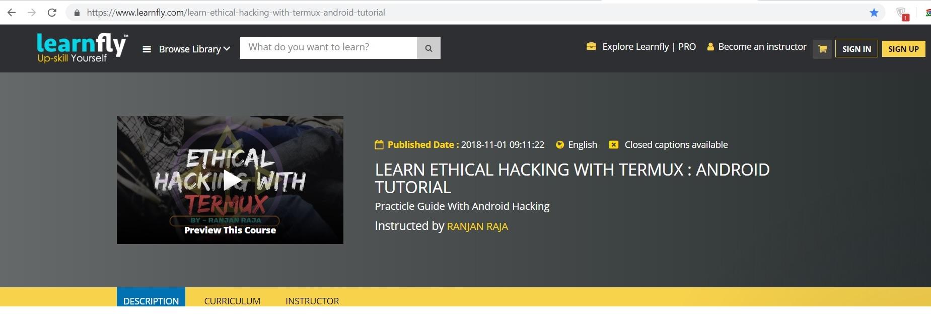 ranjan raja ethical hacker patna