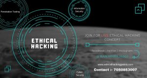 Ethical Hacking patna